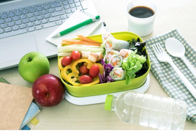 Pranzo Freddo Ufficio : La schiscetta detox: mangiare in ufficio non è mai stato così sano