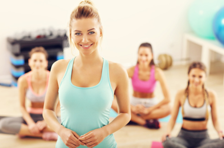 diventare istruttore di yoga