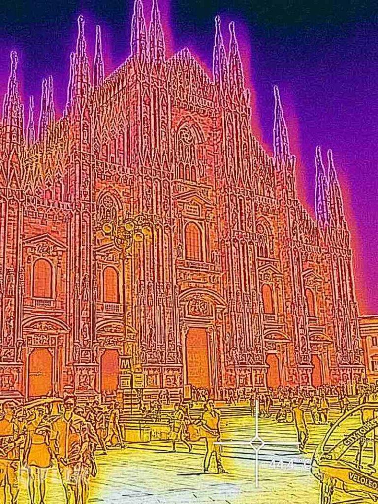 Caldo record nelle città europee - milano