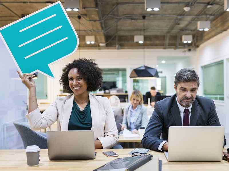 Chiamare i colleghi per nome, cosa cambia nei rapporti di lavoro