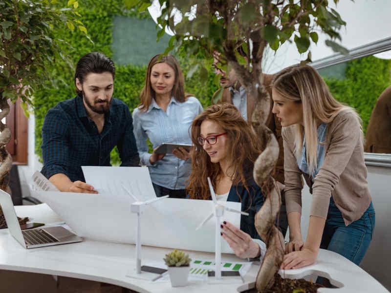 Attenzione all'ambiente, i 10 consigli per avere un ufficio ecologico