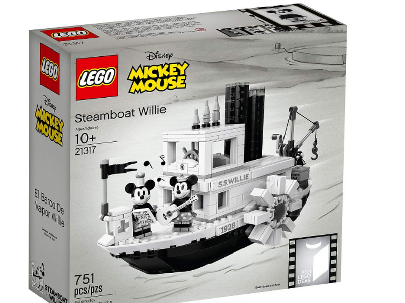Lego, lanciato il nuovo set in bianco e nero-