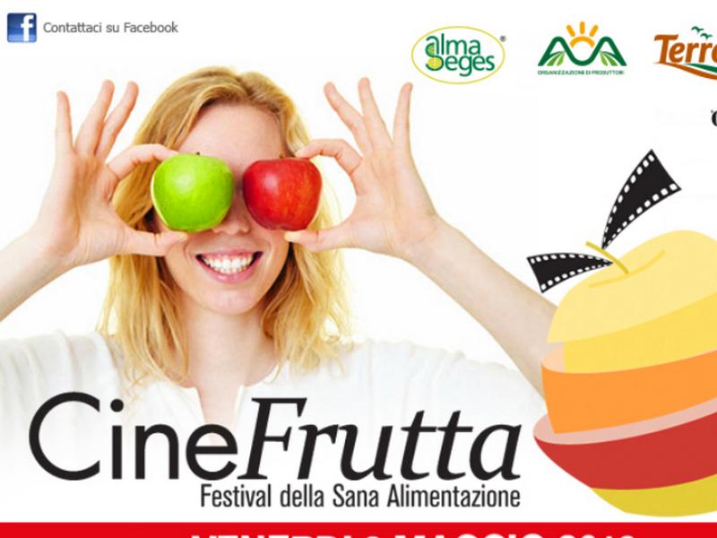 Cinefrutta, a Salerno il festival dell'alimentazione sana